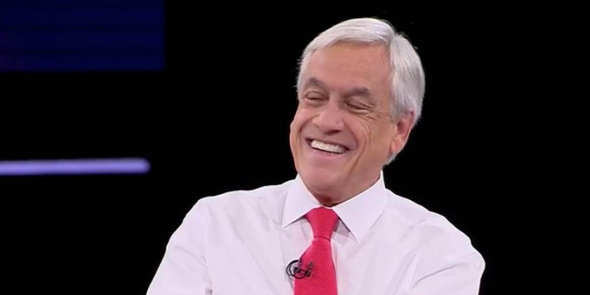 "La ""piñericosa"" televisiva de Piñera al recordar la telenovela ""Iorana"" que provocó las risas tuiteras"
