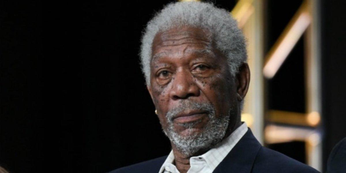 """Morgan Freeman se defiende: """"No agredí a mujeres, no ofrecí trabajo a cambio de sexo"""""""