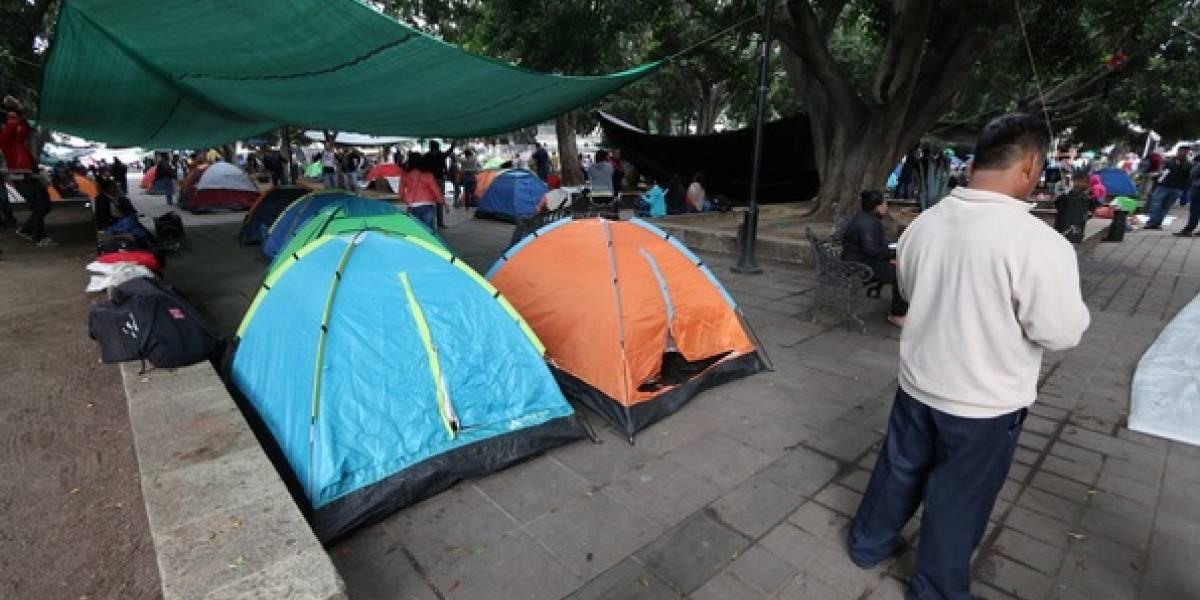 CNTE alista plantón el 4 de junio en CDMX