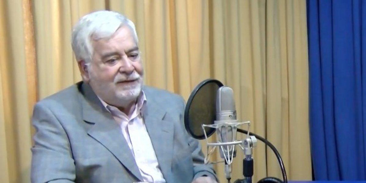 Premio Nacional de Periodismo y profesor de la Universidad de Chile anuncia su retiro en medio de acusaciones por abuso laboral y sexual