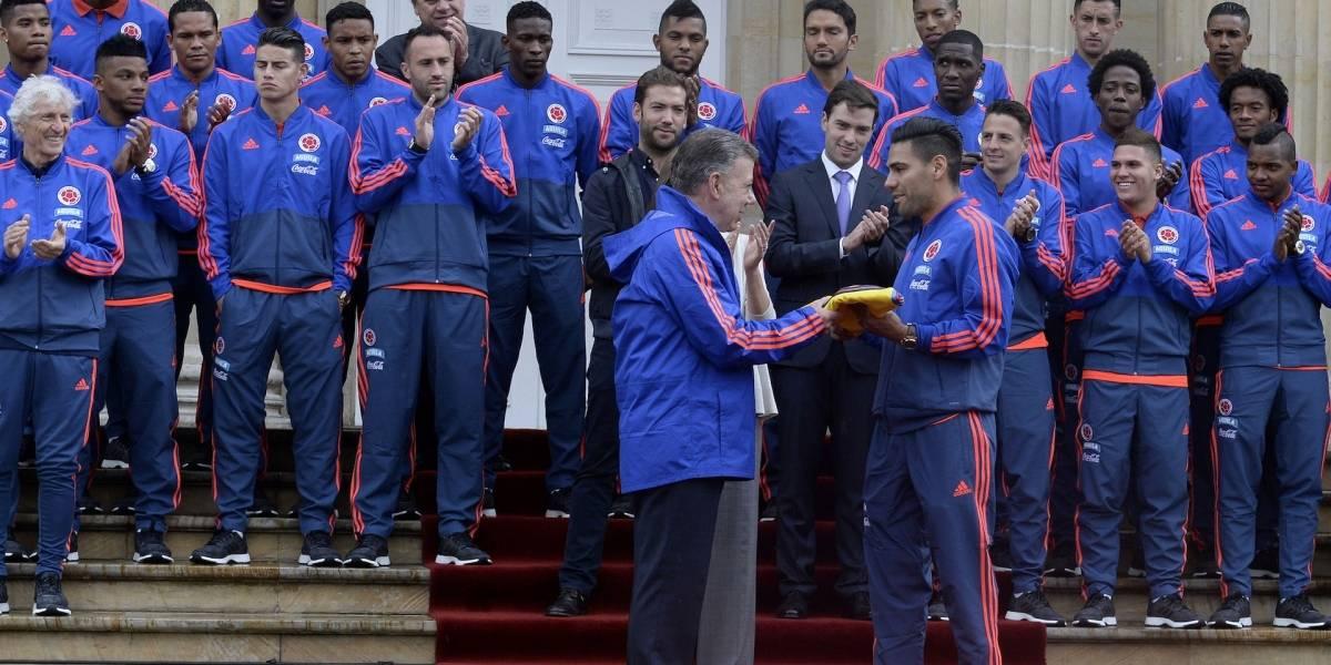El concepto en el que Juan Manuel Santos tiene a la actual Selección Colombia