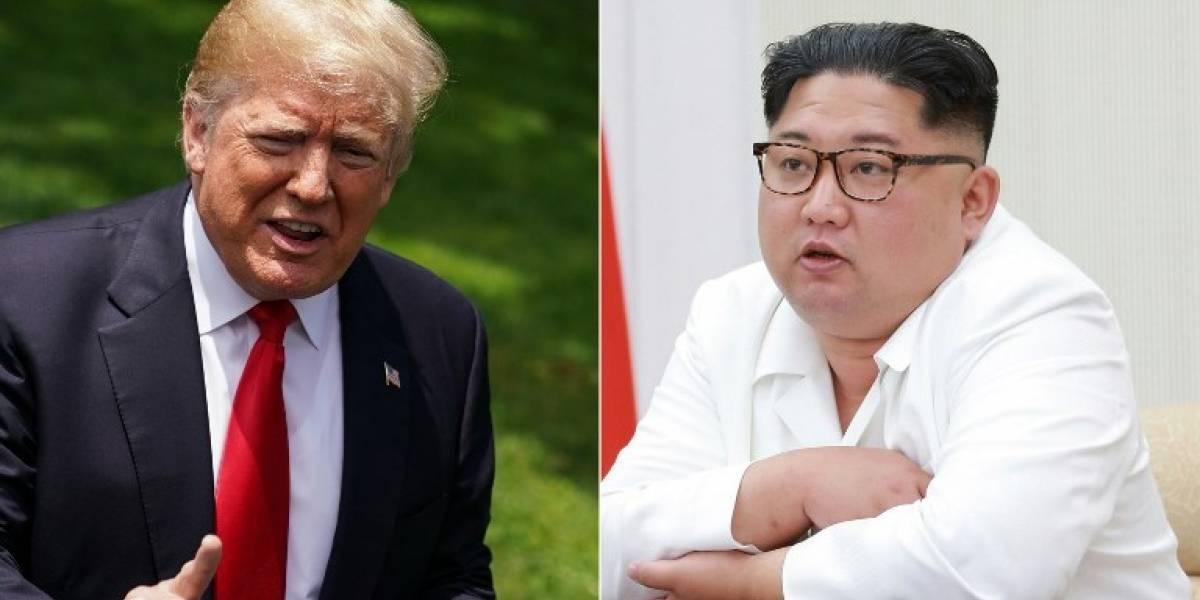 El impresivible Trump anuncia que aún podría reunirse con Kim Jong-un