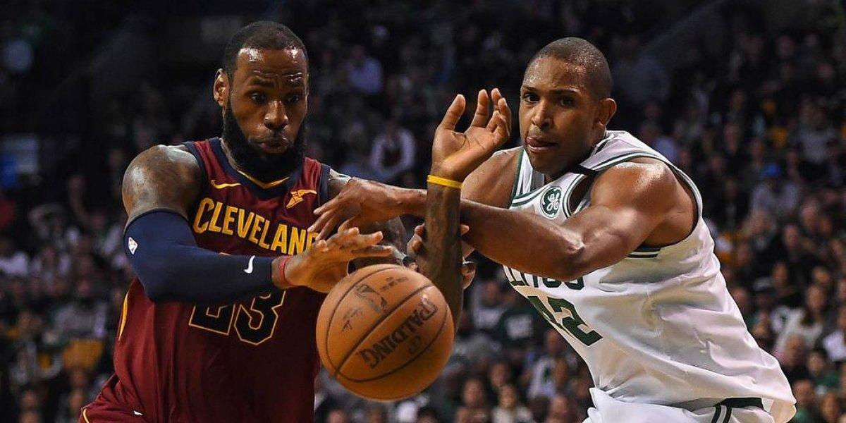 Celtics a dar el golpe de gracia a los Cavaliers