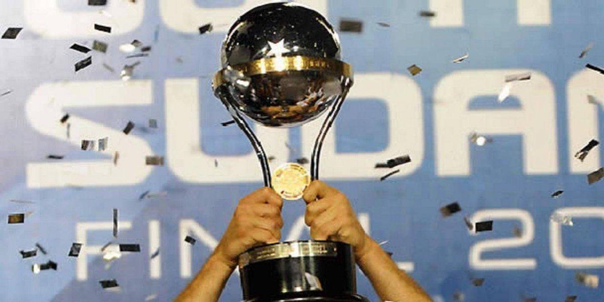Todos los clubes clasificados a la segunda ronda de la Copa Sudamericana 2018