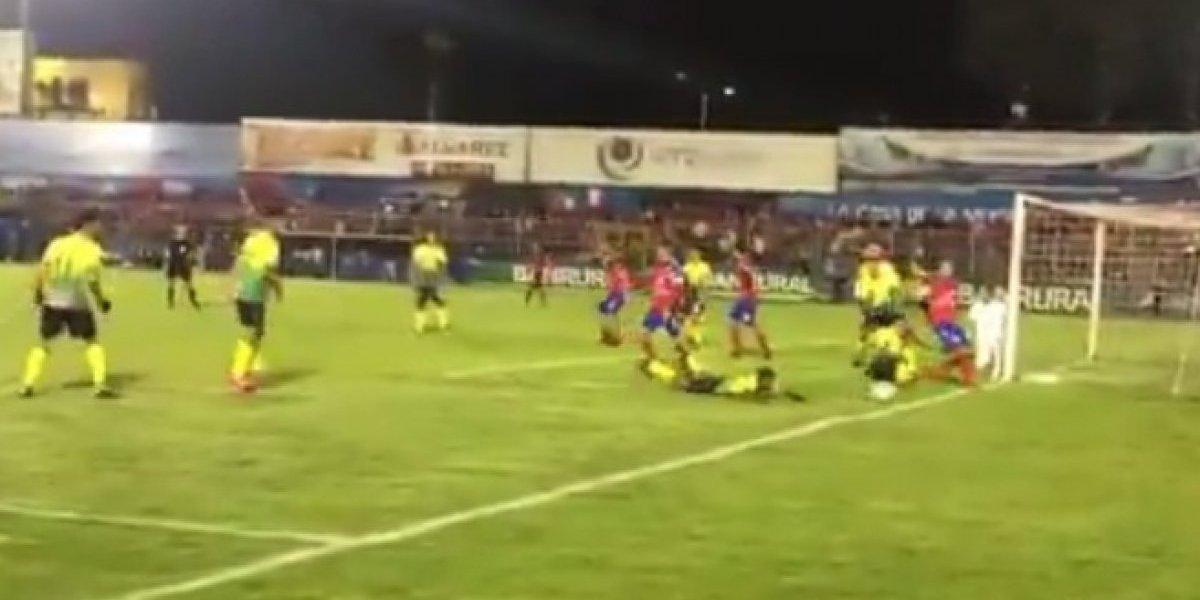 VIDEO. ¿Era penalti o no? Mira la jugada más polémica de la final de ida