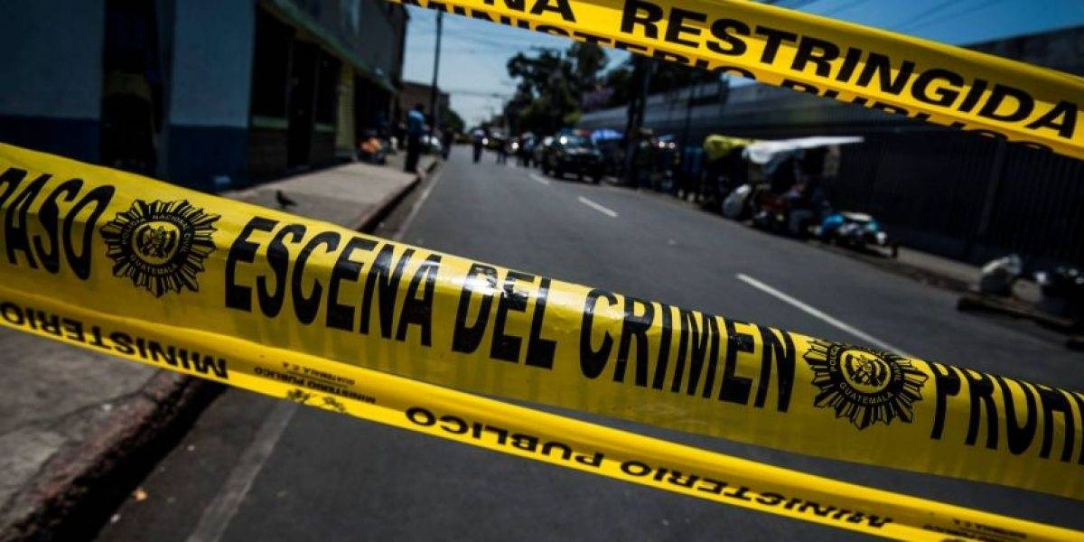 Mujer muere tras ataque armado en la zona 9