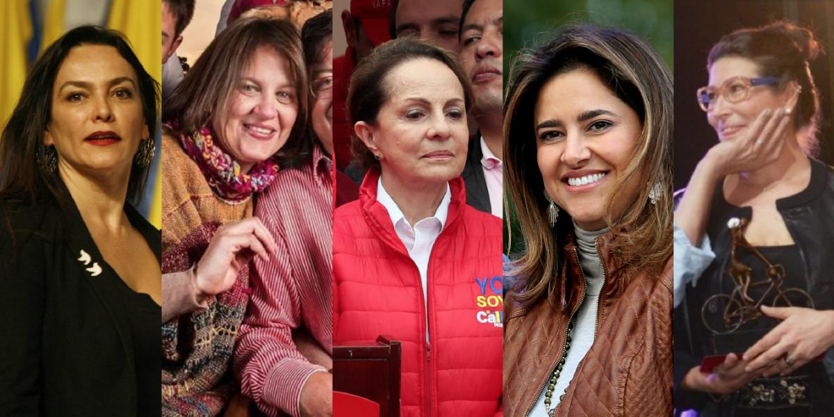 Entre ellas está la próxima primera dama del país
