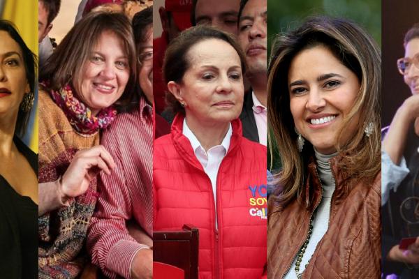 Esposas candidatos