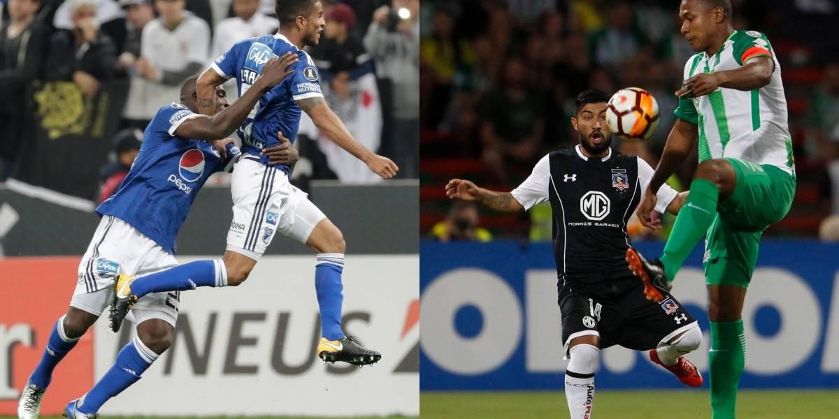 Millos dio el batacazo y Nacional desilusionó en Copa Libertadores