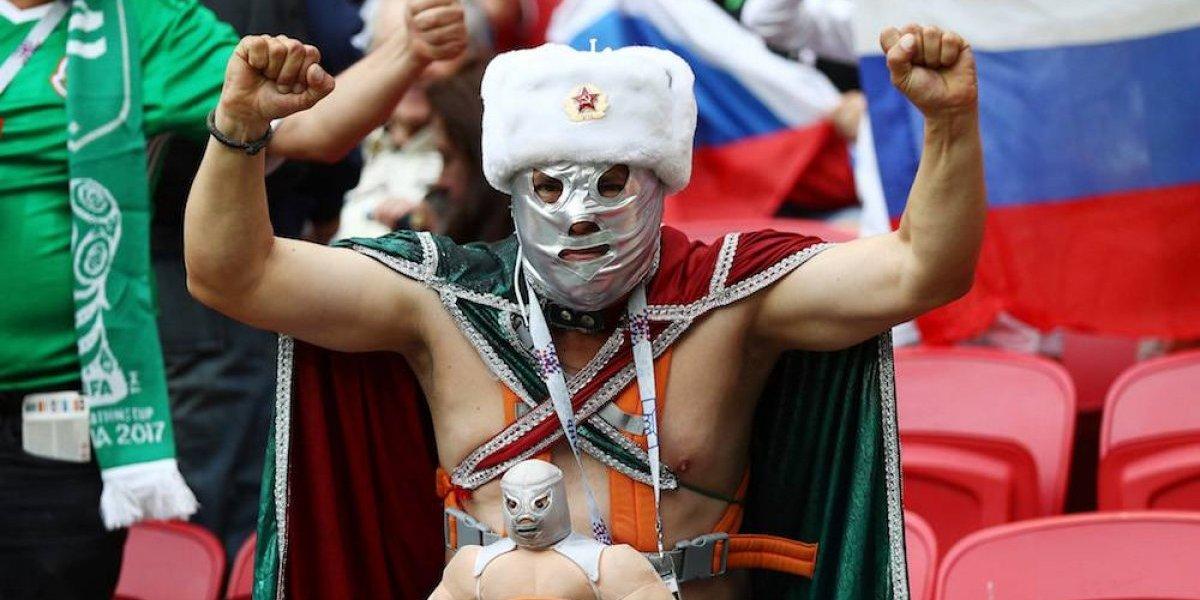 Prohibición de máscaras en el Mundial es por parte de la FIFA y no de Rusia