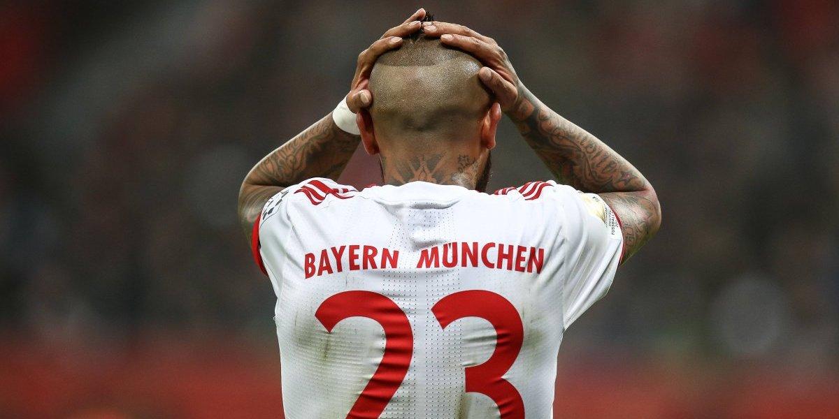 Arturo Vidal encabeza la lista negra del Bayern Munich para la temporada 2018-2019