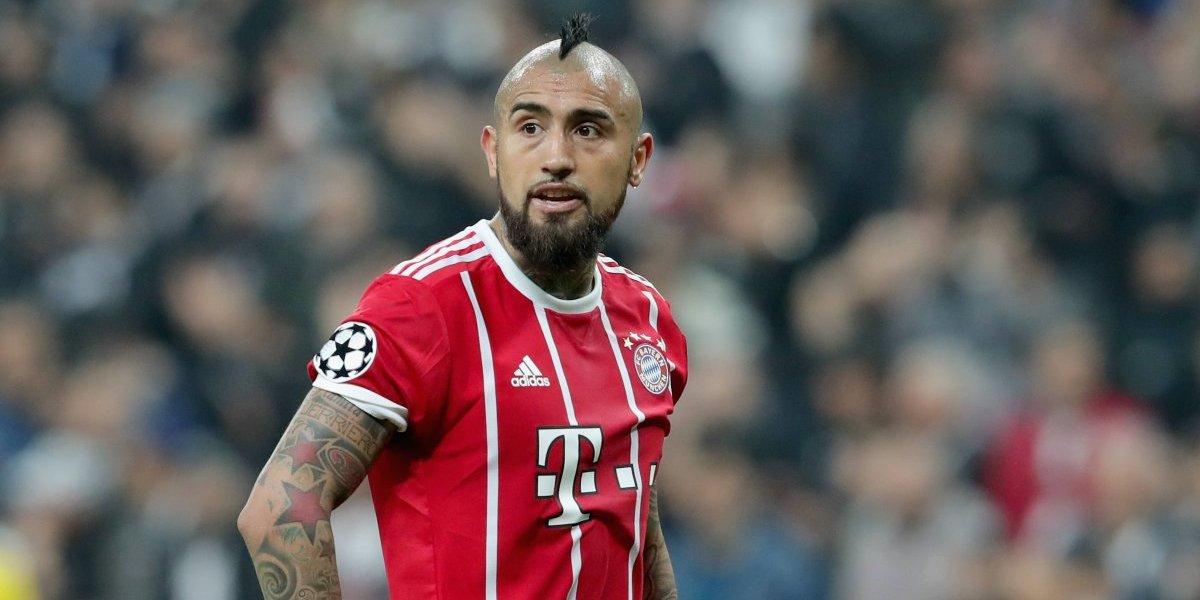 """La molestia de Vidal tras acusación de Fiscalía de Munich: """"Algunos se llenan de rabia por lo que logré"""""""