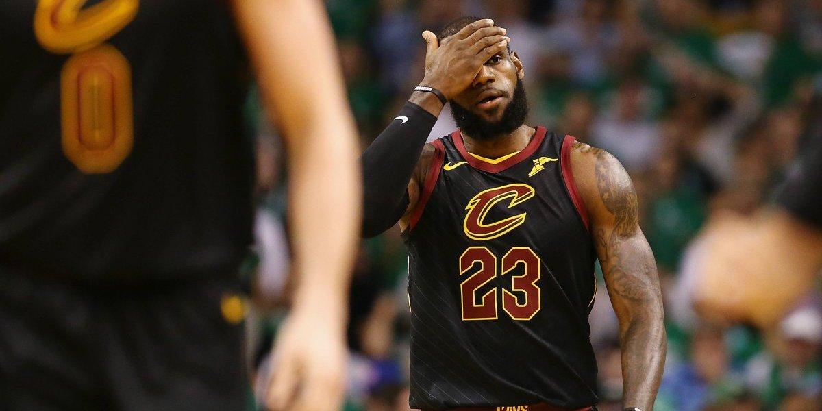 LeBron James contra la pared... ¿y la fatiga?