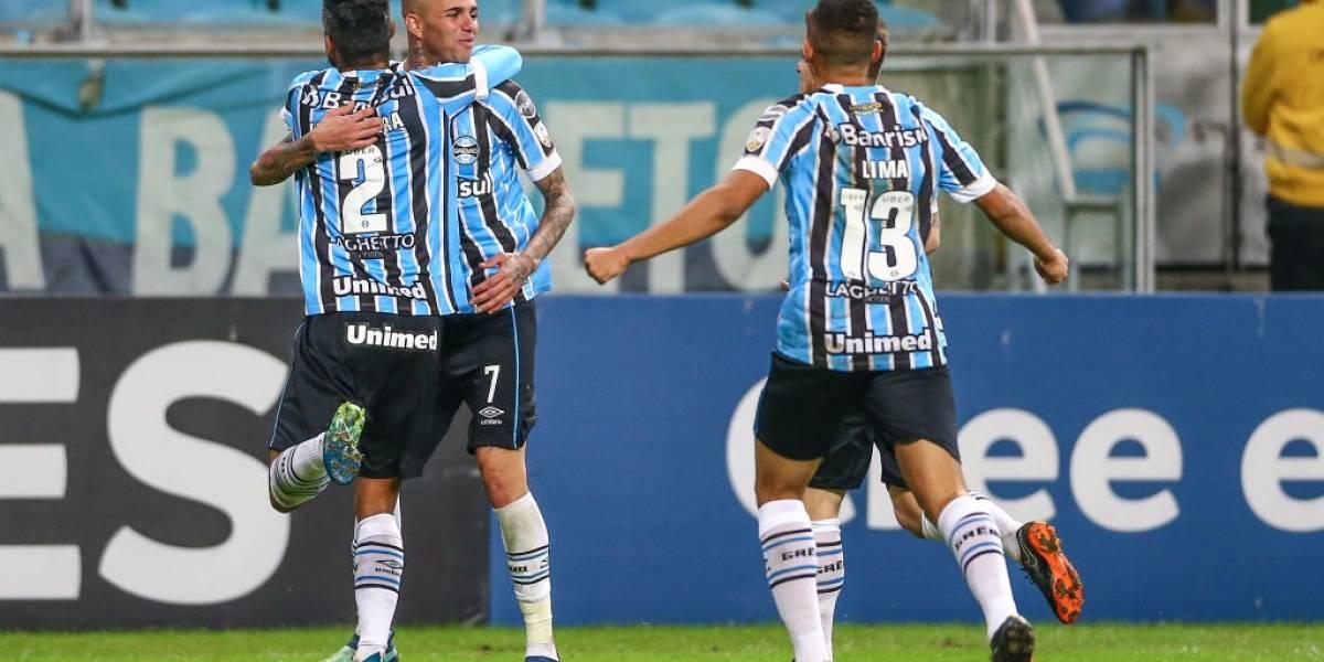 Gremio y River Plate avanzan líderes, invictos y meten miedo en la Copa Libertadores