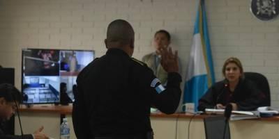 Juicio contra jefes del Barrio 18
