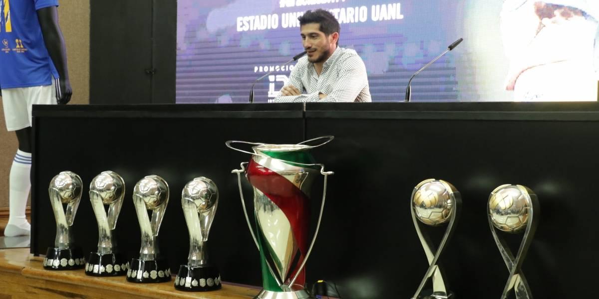Partido de despedida de Damián Álvarez con Tigres ya tiene fecha