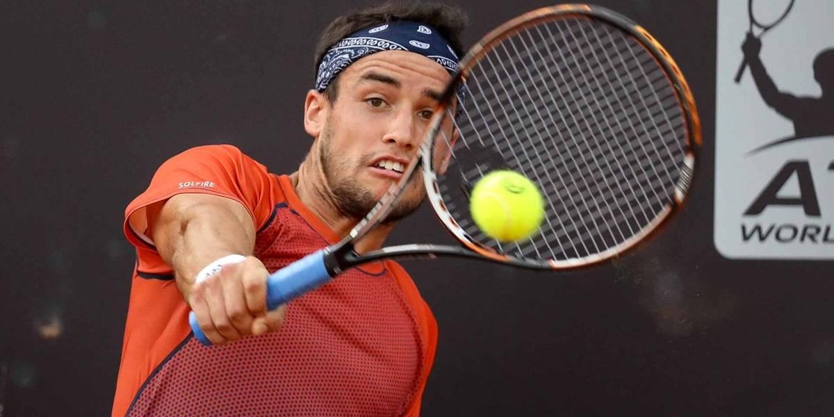 Bomba en el tenis: jugador argentino que perdió con Jarry en Copa Davis fue suspendido por arreglo de partidos