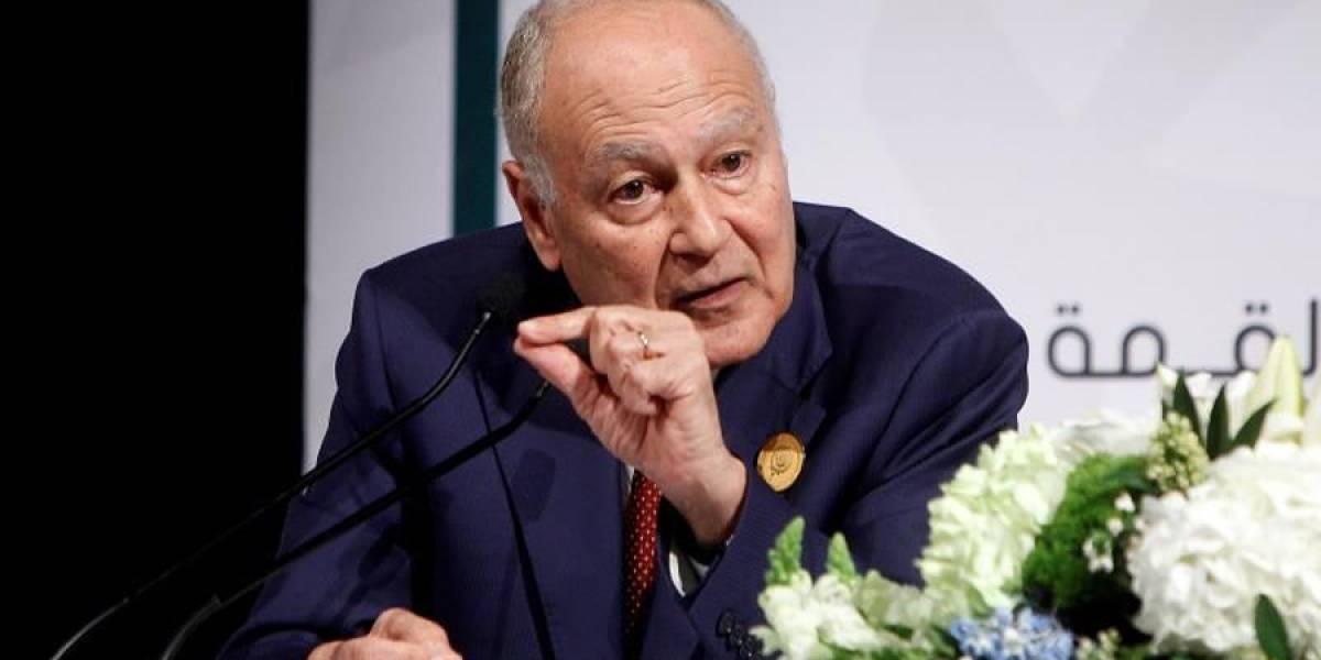 Liga Árabe corta lazos luego de traslado de embajada a Jerusalén