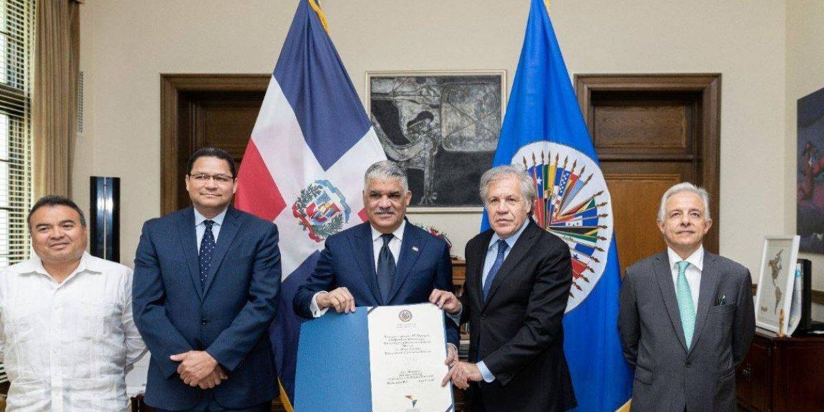 """Merengue declarado """"Patrimonio Cultural de las Américas"""" por la OEA"""