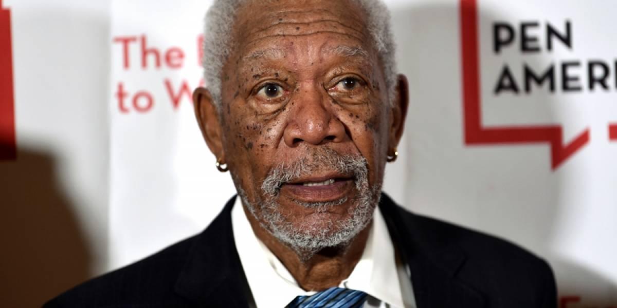 Morgan Freeman se disculpa tras acusaciones de acoso