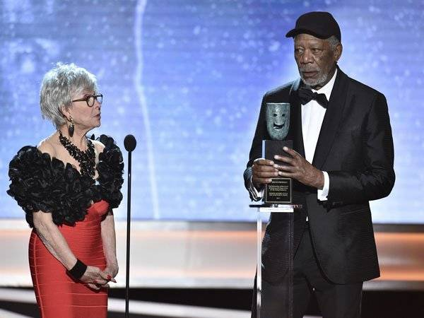 Morgan Freeman Acoso Sexual SAG