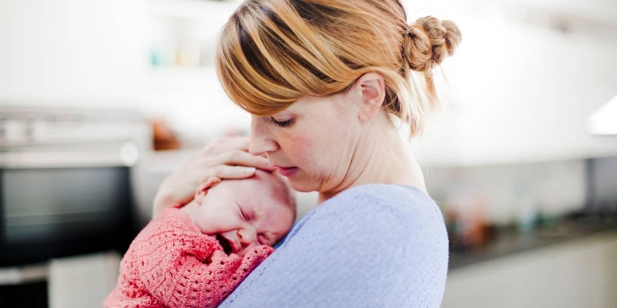 Depressão pós-parto é coisa séria! Aprenda a identificar os sintomas