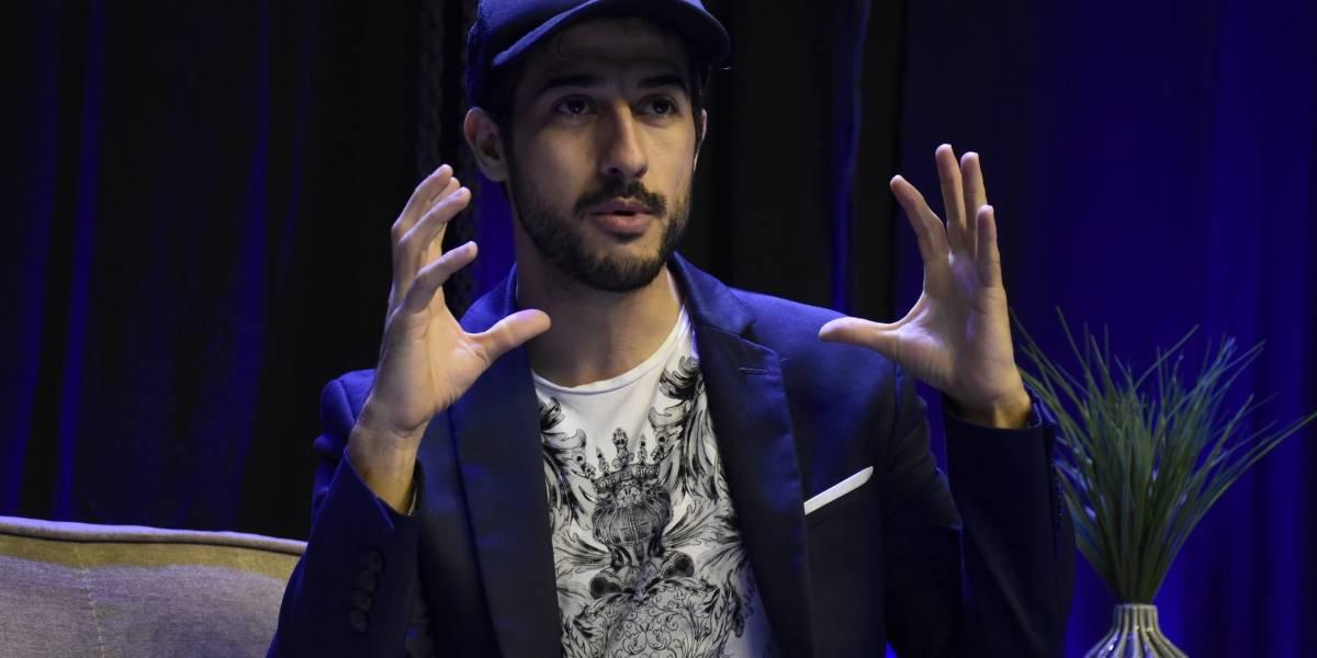 """""""El Webcongress es como un 'scroll' acelerado de marketing digital"""": Ouali Benmeziane"""