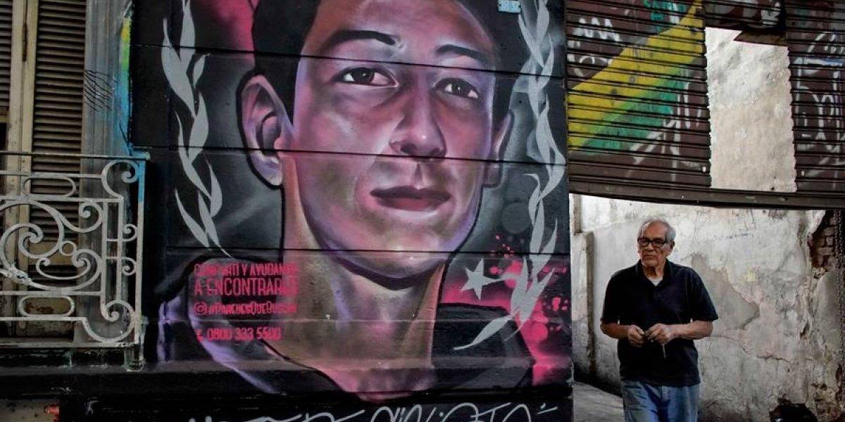 Murales de jóvenes argentinos perdidos invitan a buscarlos