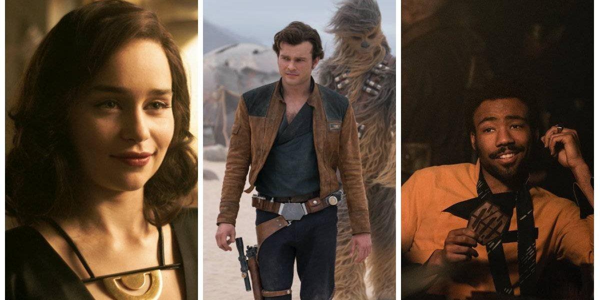 'Han Solo: Una historia de Star Wars' promete innovar la saga galáctica