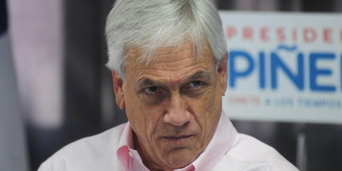 """Presidente Piñera explica la compra del televisor millonario: """"Nos tendieron una trampa"""""""