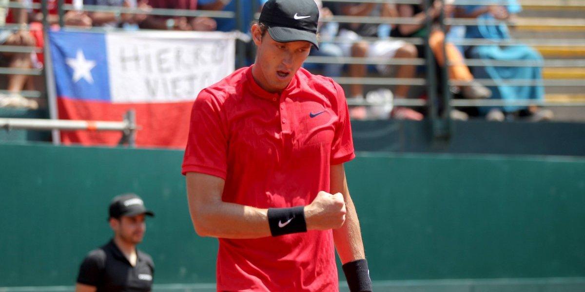 Nicolás Jarry tiene rival confirmado para la primera ronda de Roland Garros