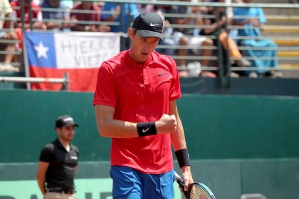 Nico Jarry debuta mañana en el Roland Garros