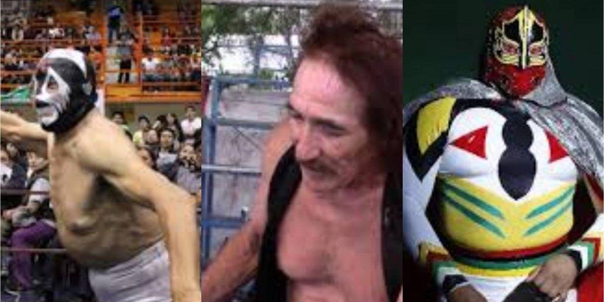 Cinco luchadores que ya deberían retirarse
