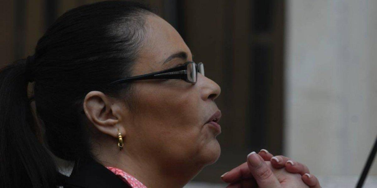 Investigarán a personal de cárcel Santa Teresa por autorizar traslado de Baldetti al hospital