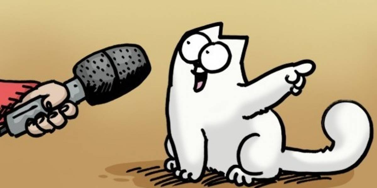 Criador do Simon's Cat fala sobre a animação que conquistou milhões de seguidores no mundo