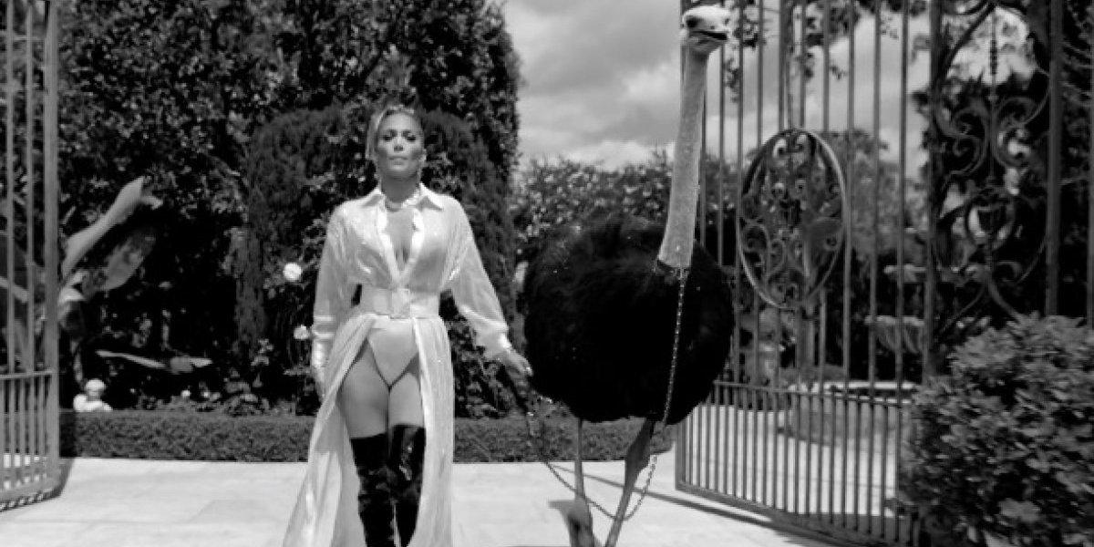 """JLo estrena videoclip de """"Dinero"""""""