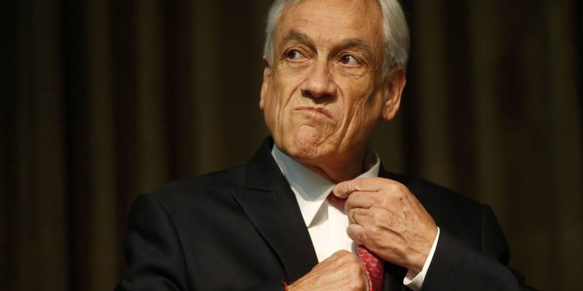 Presidente Piñera no va a visitar Huawei después de que Estados Unidos lo presionara