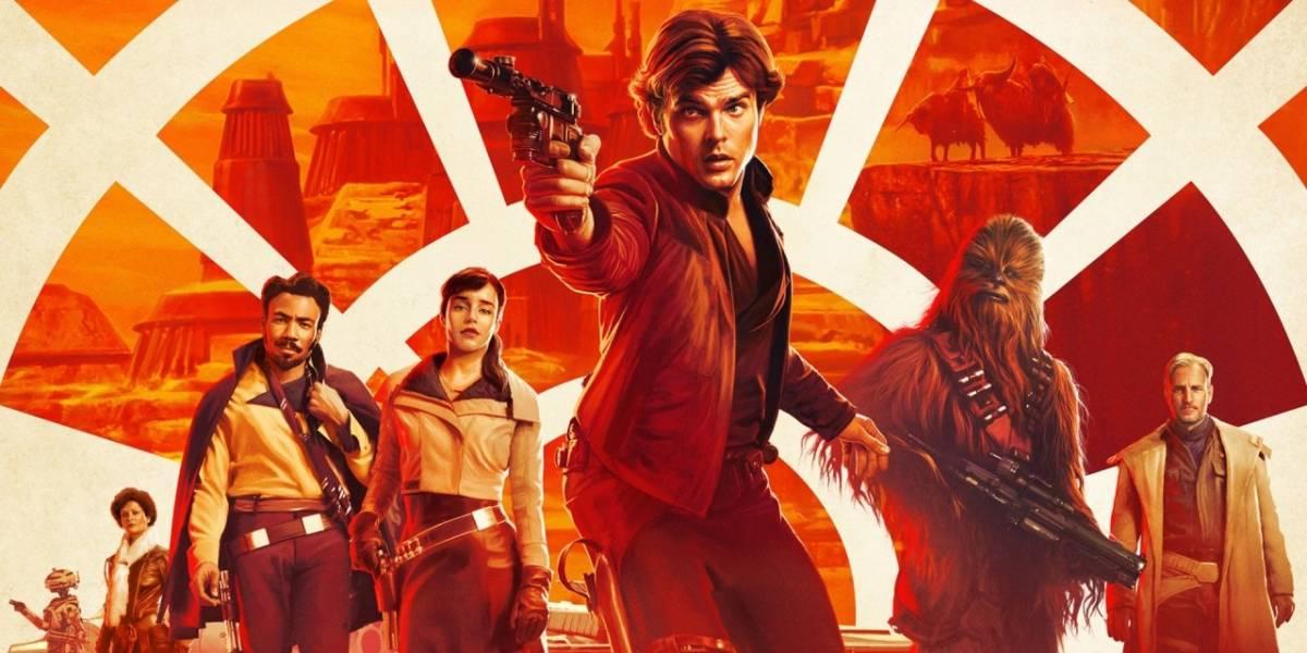 Novo filme da saga, Han Solo: Uma História Star Wars combina comédia e aventura