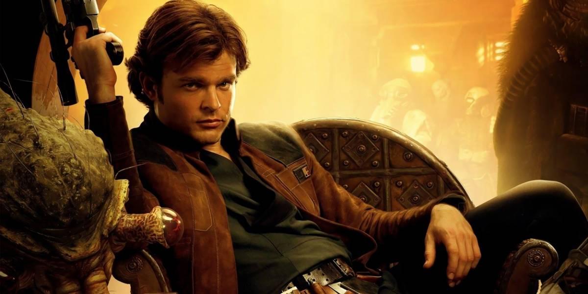 Han Solo logra la peor taquilla de noche de estreno en toda la historia de Star Wars