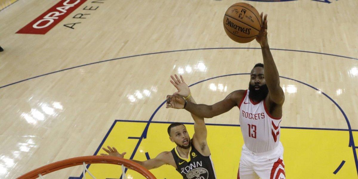 El quinto juego entre Warriors y Rockets está para alquilar balcón
