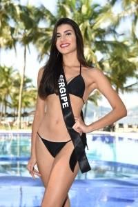 Miss Sergipe Grazielly Moraes