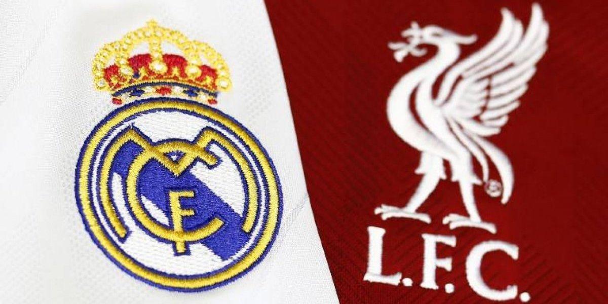 """Real Madrid va por su tercera """"Orejona"""" al hilo, el Liverpool buscará evitarlo"""