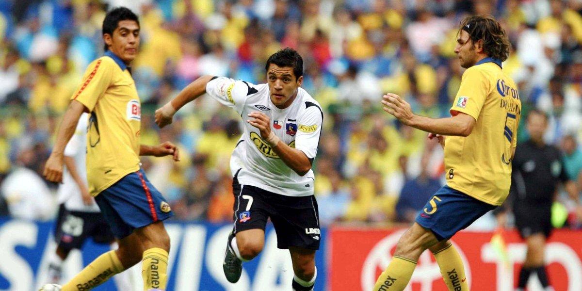 Con un ex albo y azul como verdugo: así fue la última vez de Colo Colo en los octavos de la Libertadores