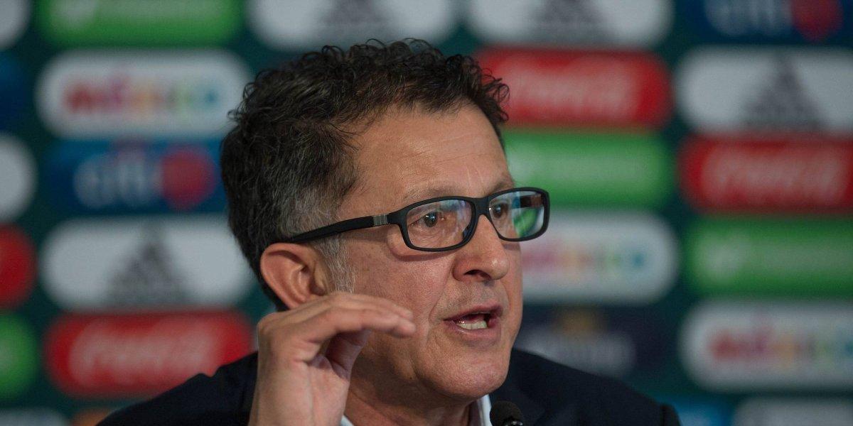 Juan Carlos Osorio espera pronta recuperación de los lesionados