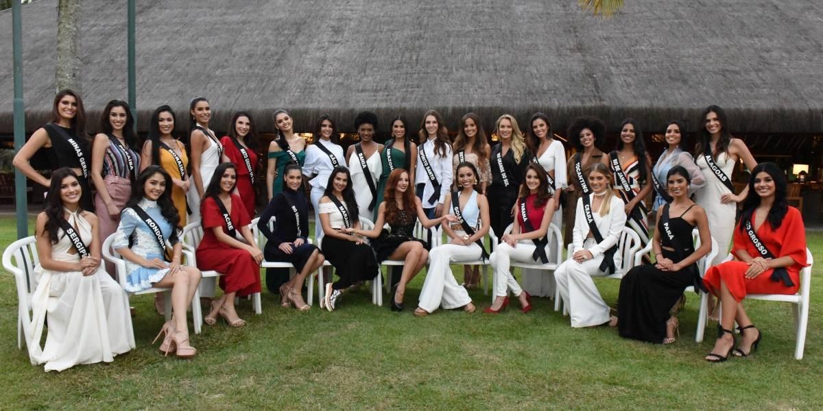 Final do Miss Brasil 2018 acontece neste sábado; público pode participar votando