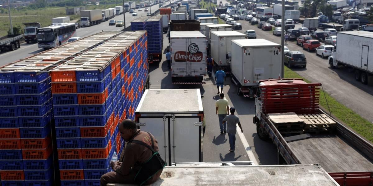Greve dos caminhoneiros: Governo autoriza Garantia da Lei e da Ordem