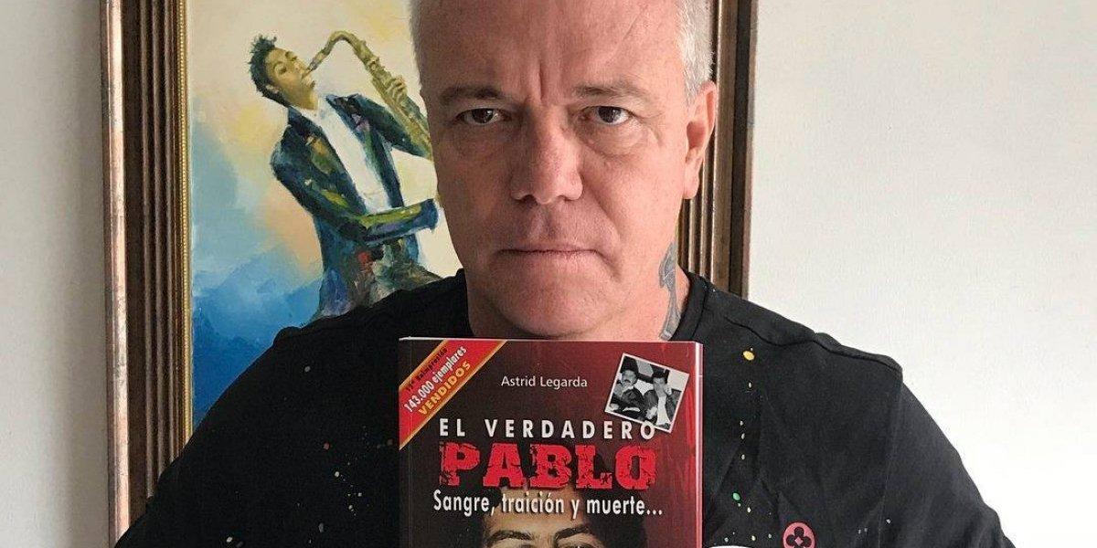 """Detienen en Colombia a """"Popeye"""", ex jefe de sicarios de Pablo Escobar"""