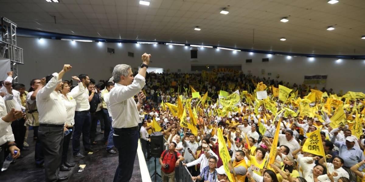 No se necesita ser militante de partido para luchar por México: Mancera