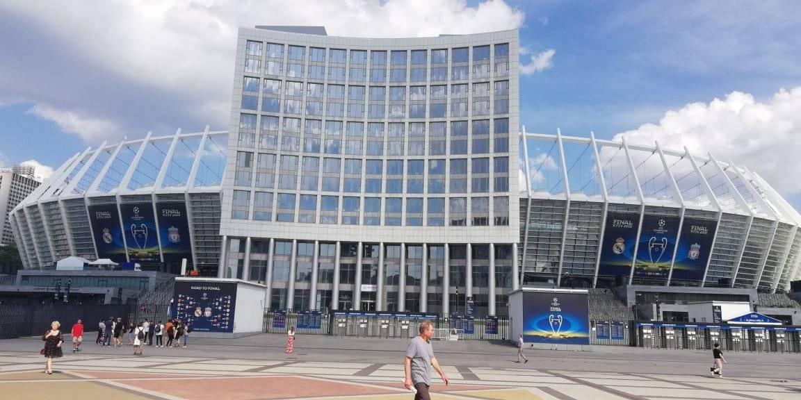 En la previa de la Champions hubo amenazas de bomba en Kiev