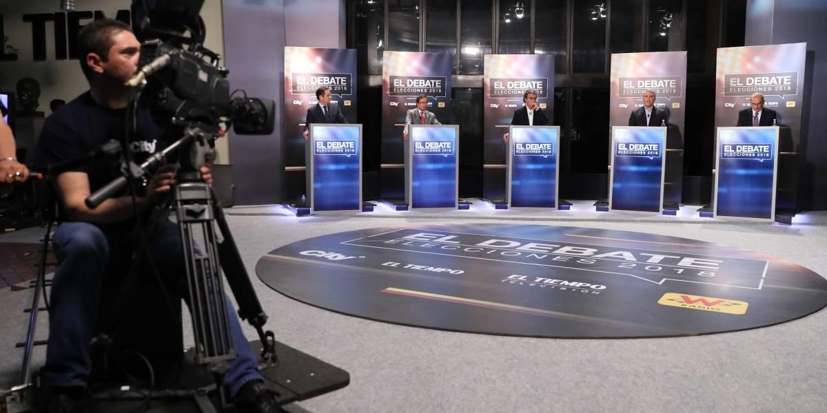 """¡UY! ¿Director de El Tiempo le dijo """"dictador"""" a Gustavo Petro en pleno debate?"""